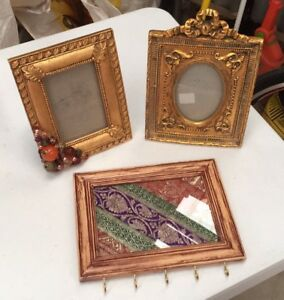 2 picture frames & key holder Seacliff Park Marion Area Preview