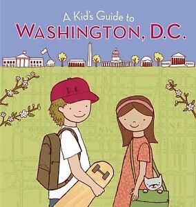 Childrens-PB-Book-A-Kids-Guide-to-Washington-D-C-Travel-Fun-TRIVIA-Games