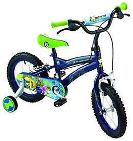 Child's bike in great condition hardly used