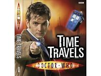 Time Travels (Doctor Who) hardback pop-up and activity book - Excellent Condition
