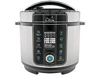 Pressure King Pro 6L 20-in-1 Digital Pressure Cooker 1000W