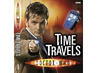Time Travels (Doctor Who), Fabulous book for any Dr Who fans - full of special effects pages