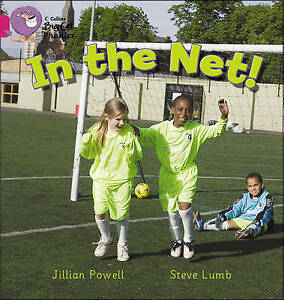 In the Net: Pink B/Band 01b, Jillian Powell