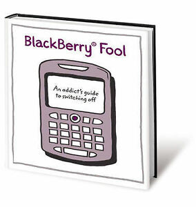 BlackBerry Fool: An Addict's Guide to Switching Off by Capstone ...