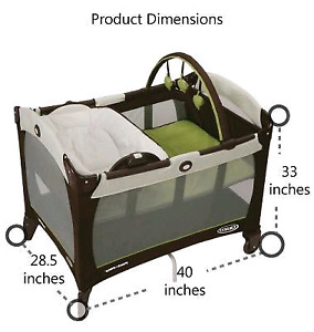 Graco Playard Pack 'n Play Playard