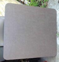 Immaculate card table and 4 chairs for sale