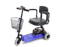 Shoprider Mobility Boot Scooter NEW BATTERIES