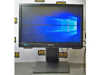 """Mint Samsung SyncMaster SA450. 19"""" Wide with UK power lead included. No dead pixels."""