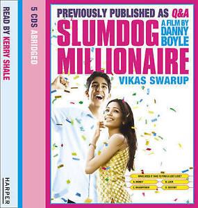 Slumdog Millionaire, Vikas Swarup