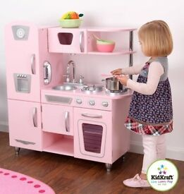 Kidkaft vintage age kitchen
