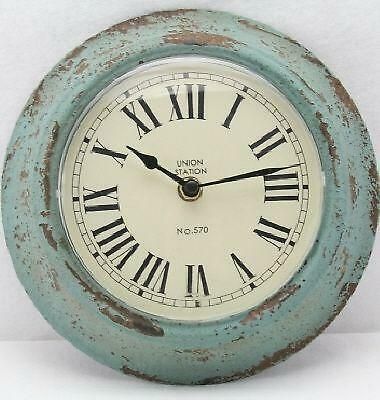 Antique Style Wall Clock Ebay
