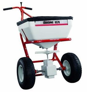 **** 2017 Commercial Ice Melt Spreader ****