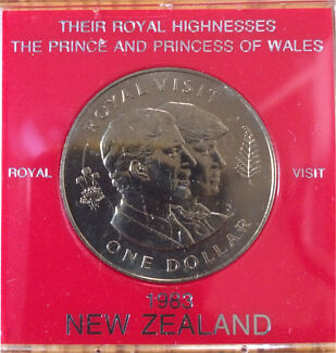 Commemorative coins two for $25