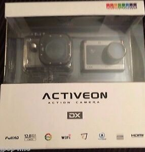 ACTIVEON - DX HD Action Camera : NEW : Box still sealed Cambridge Kitchener Area image 2
