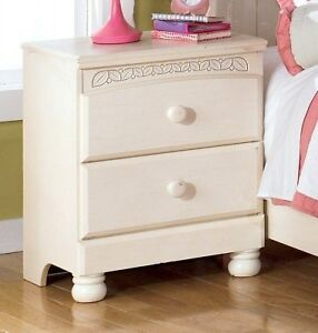 Cottage retreat nightstand  by Ashley. Brand new in box