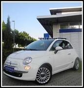 Fiat 500 Navi