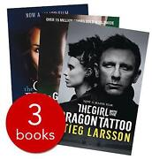 The Girl with The Dragon Tattoo Trilogy Books