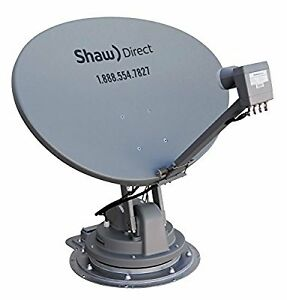 ANTENNE WINEGUARD SHAW-DIRECT  SK- 7003 ETAT NEUF