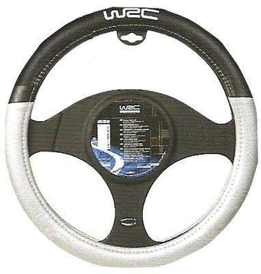 WRC COPRIVOLANTE AUTO BiColore NERO e GRIGIO, ORIGINALE