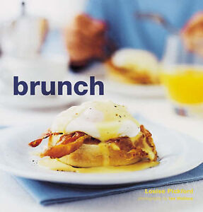 Brunch-by-Louise-Pickford-Recipe-Book-Cookery-Cook-NEW-Paperback-2001-1st-Ed