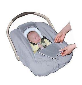 26b8602c2969 Jolly Jumper Sneak a Peek Sneak-a-peek Infant Carseat Cover Deluxe ...