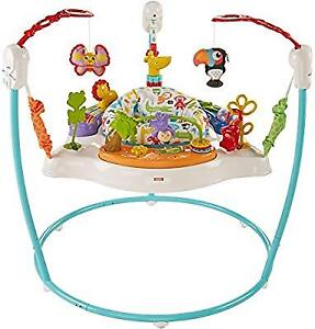 Like new fisher price animal activity jumperoo exercauser