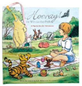 Hooray! for Winnie-the-Pooh: A Pop-in-the-slot Adventure, Milne, A. A., Very Goo