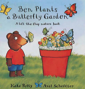 Ben Plants a Butterfly Garden by Kate Petty BRAND NEW BOOK (Paperback, 2001)