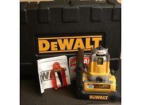 Dewalt dw071 rotary laser level