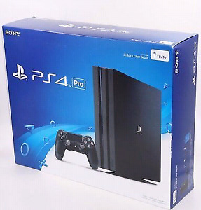 WANTED PlayStation 4 pro