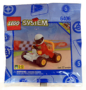 LEGO Brand New Sealed Polybags Part 1