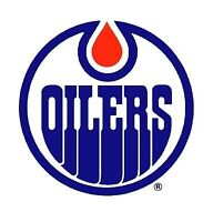 OILERS GOLD CLUB - BELOW TICKETMASTER PRICING!!!