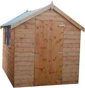 4x4 Shed