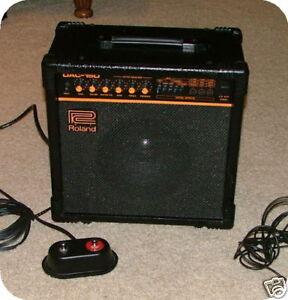 nice roland dac-15  30 watt amp