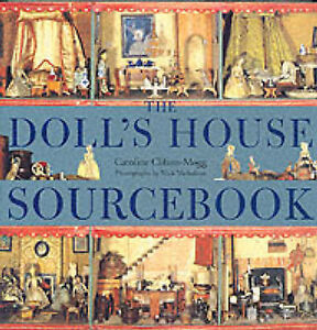 The Doll's House Sourcebook, Caroline Clifton-Mogg, Very Good Book