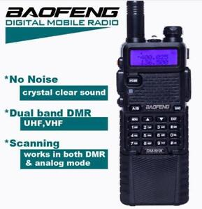 Baofeng (NEW DIGITAL) DM-8HX Portable Dual-Band transceivers are here!