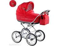 Roan Marita baby pram pushchair 2 in 1