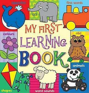 My First Learning Book,GOOD Book