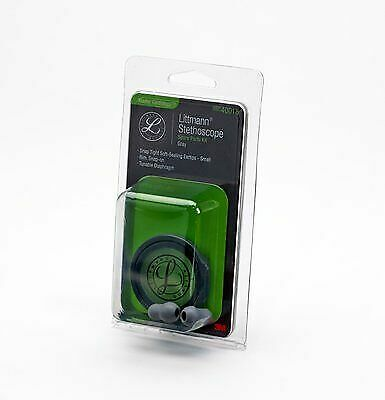 Littmann® Stethoscope Spare Parts Kit, Master Cardiology-GRAY-40018-Medicos Club