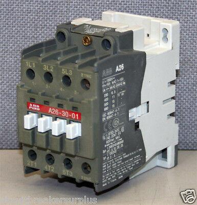 ABB Asea Brown Boveri A26-30-01-R84 Contactor
