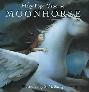 Moonhorse by Mary Pope Osborne (Hardback)