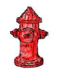 Little Red Hydrant