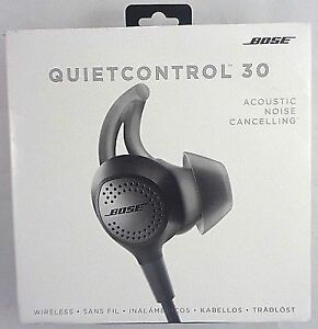Bose Quiet Control 30 Wireless Bluetooth In-Ear Headphones