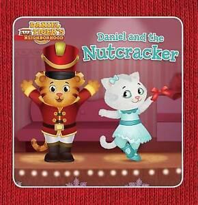 Daniel and the Nutcracker By Santomero, Angela C. -Hcover