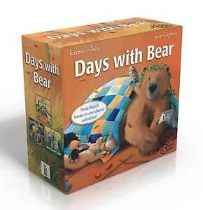 Days Bear Set Bear Feels Scared Bear Feels Sick Bear's Lo By Wilson Karma