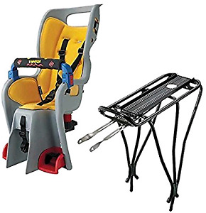 Topeak Baby seat And rack for bicycle