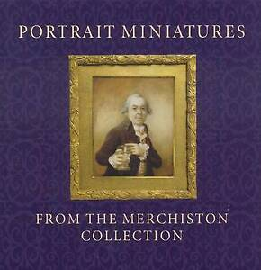 NEW Portrait Miniatures from the Merchiston Collection by Stephen Lloyd