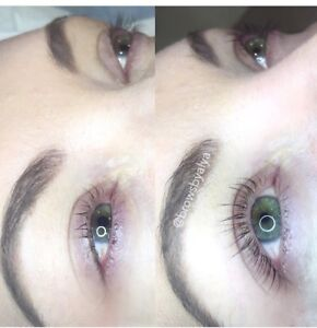 Lash lift $70 with tint | lasts 6-8 weeks Ormeau Hills Gold Coast North Preview
