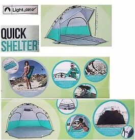 lightspeed quick shelter
