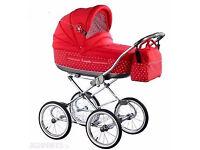 Roan Marita Baby Pushchair/Stroller